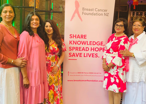 """Breast cancer touches so many Kiwi women, that's why it's such an important cause to support"""
