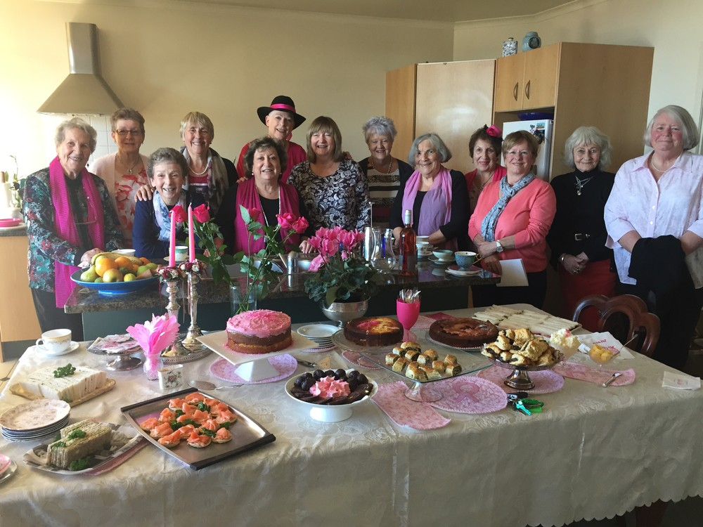 Gallery - 'A Pink Ribbon Breakfast Veteran'