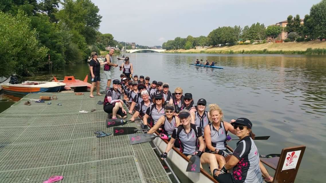 Why dragon boating should be your next sport