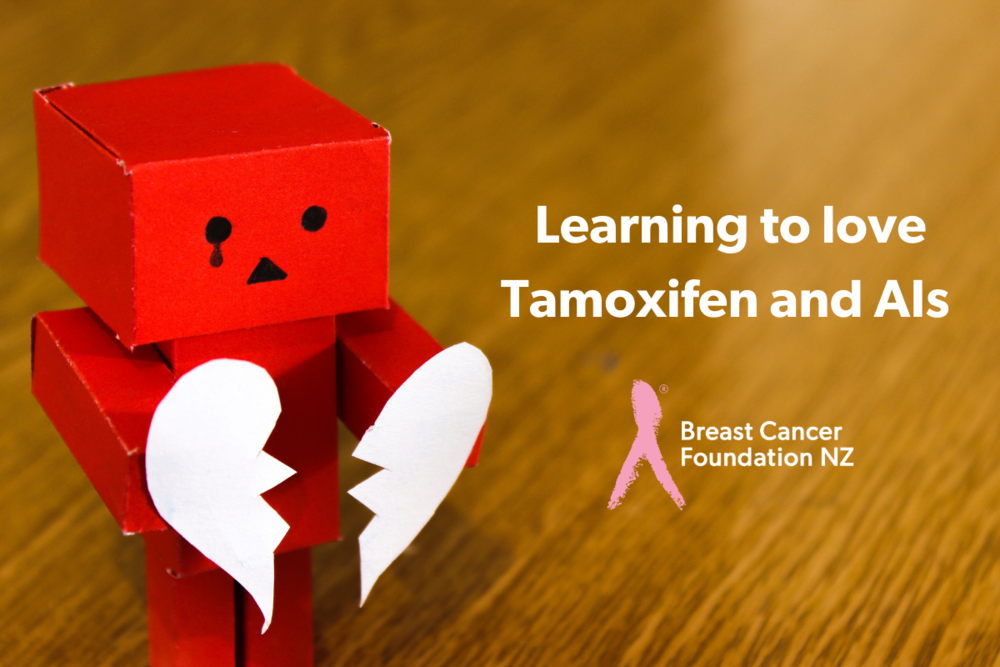 Webinar: Learning to love Tamoxifen and AIs
