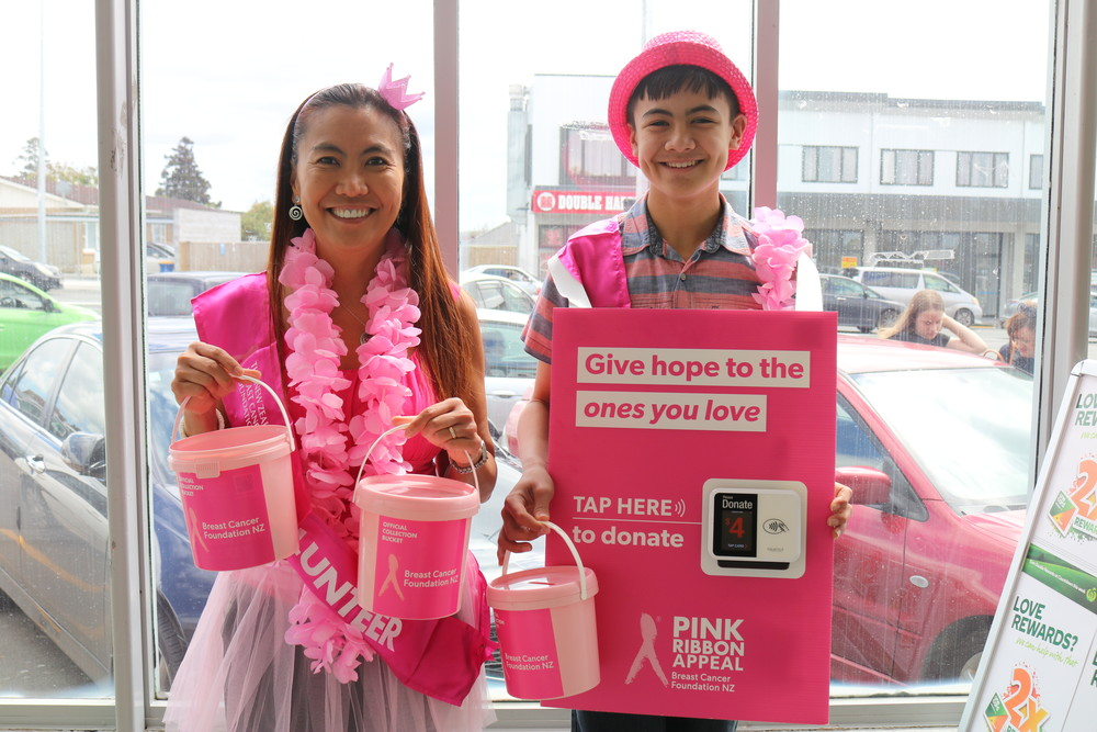 Pink Ribbon Street Appeal Day 2